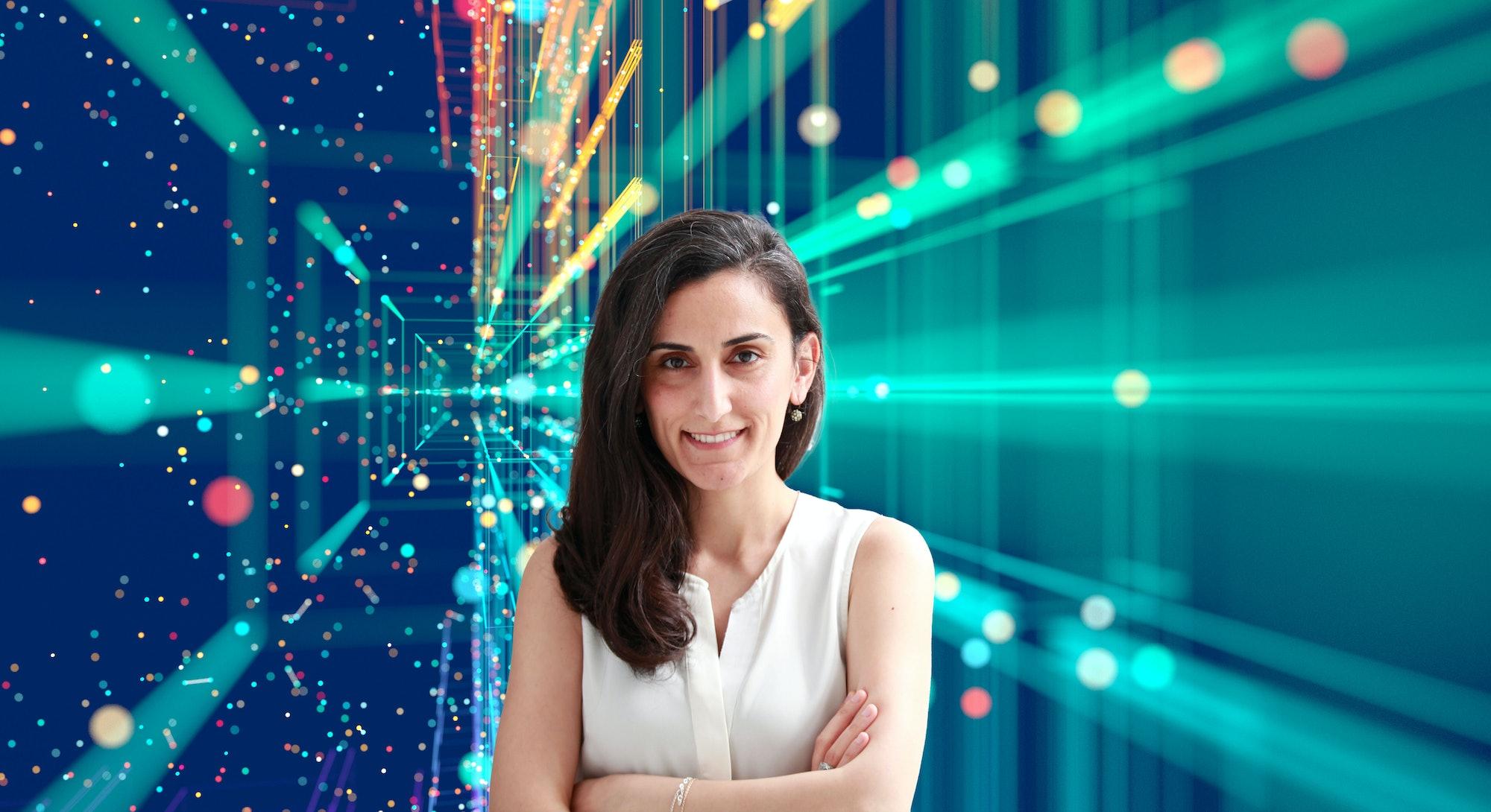MIT Materials scientist Canan Dagdeviren