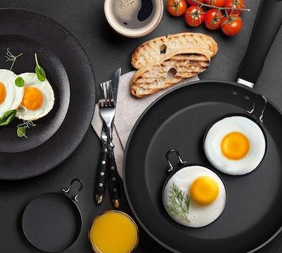 Laxinis World Eggs Rings (4-Pack)