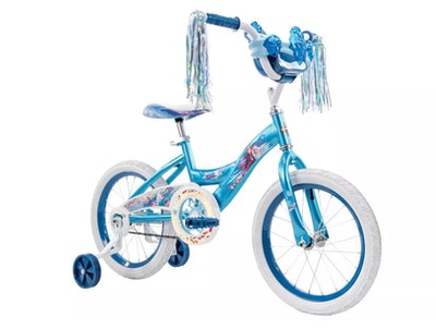 """Huffy Disney Frozen 2 16"""" Kids' Bike - Blue"""