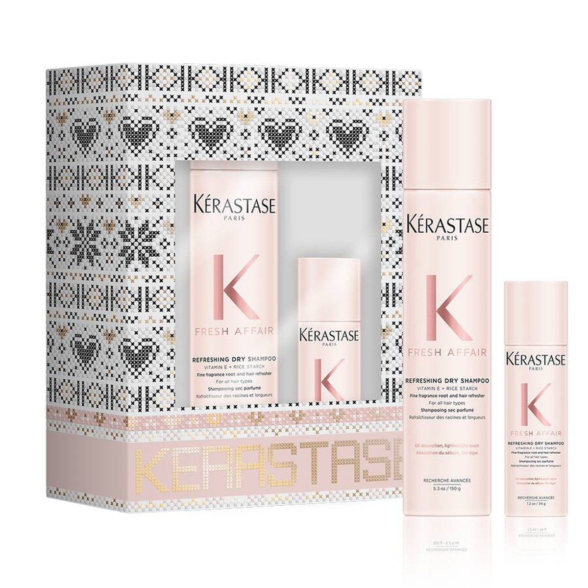 Kérastase Fresh Affair Luxury Gift Set Duo