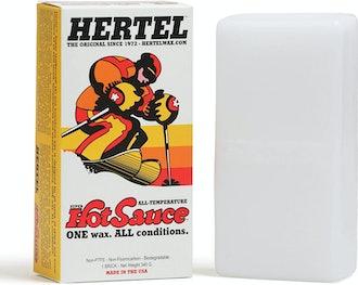 Hertel Hot Sauce Racing Snowboard Wax