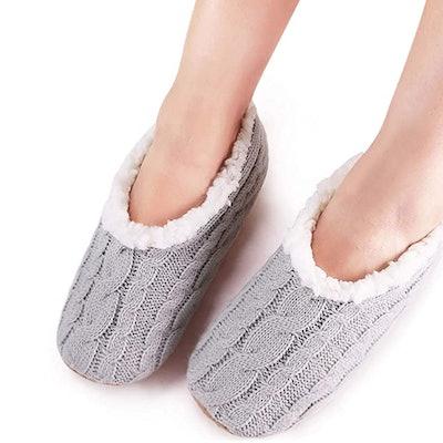 VERO MONTE Thick Slipper Socks