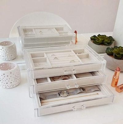 HerFav Jewelry Box