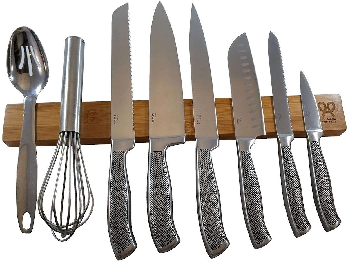 PremiumPresents Magnetic Knife Holder