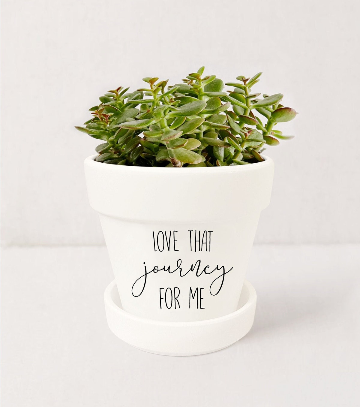 Love That Journey For Me Planter