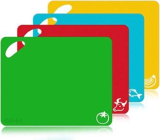 Olivivi Flexible Cutting Boards (Set of 4)