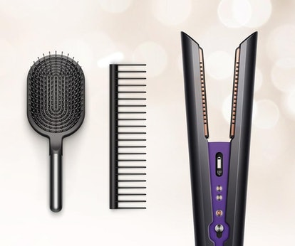 Dyson's Owner Rewards Sale promo code for hair tools.