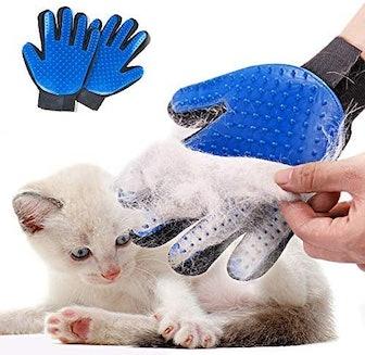 STARROAD-TIM Pet Grooming Gloves (1 Pair)