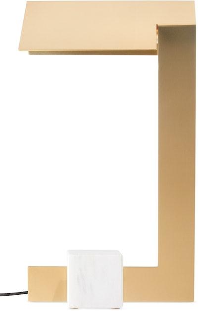Brass Clark Table Lamp