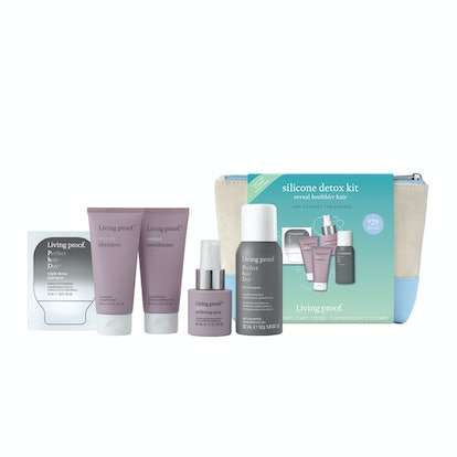 Living Proof Restore Silicone Detox Kit