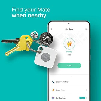 Tile Mate (2020) - Bluetooth Tracker