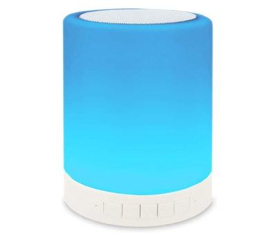 ZHOPPY Night Light Bluetooth Speaker
