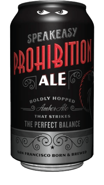 Prohibition Amber Ale 6-pack