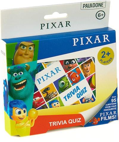 Pixar Movie Trivia Quiz Game