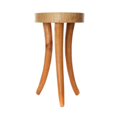 Cedrela Wood Side Table