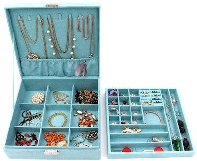 KLOUD City Two-Layer Jewelry Box