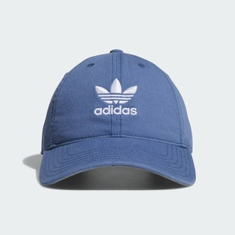 Relaxed Strap-Back Cap