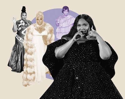 Lizzo's stylist Marko Monroe is the man behind her viral looks.