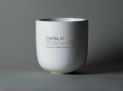 Santal 26 Concrete Candle