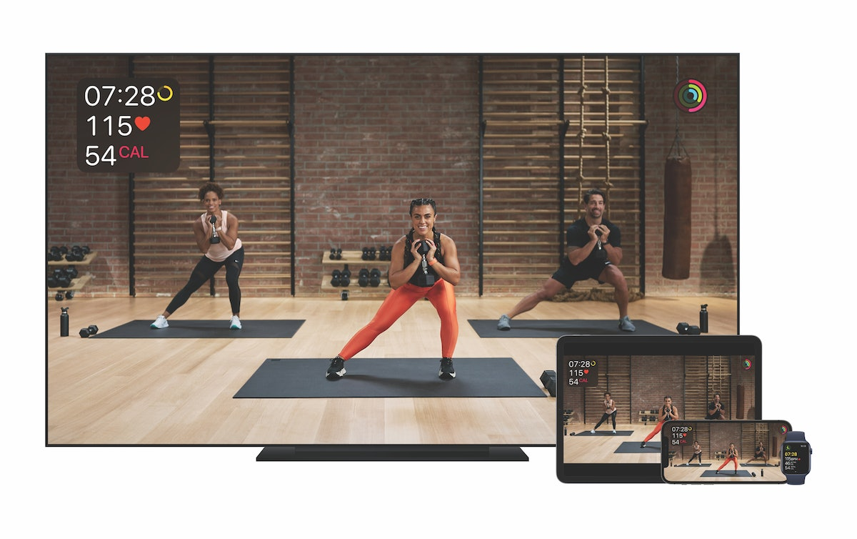 iPad users have to go a few more steps to access Apple Fitness+ on their devices.