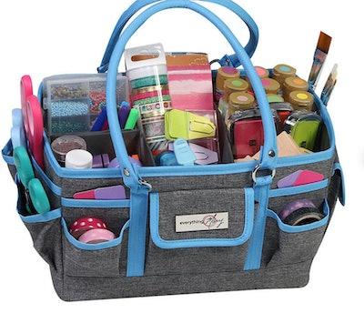 Craft Bag Organizer Tote