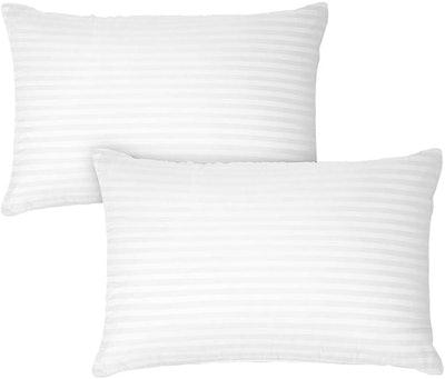DreamNorth Premium Gel Pillow (2-Pack)