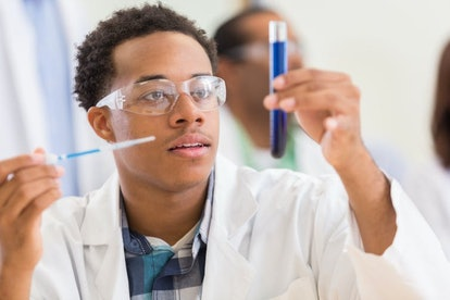 STEM students of color are often subjected to microaggressions whether inside or outside the laborat...