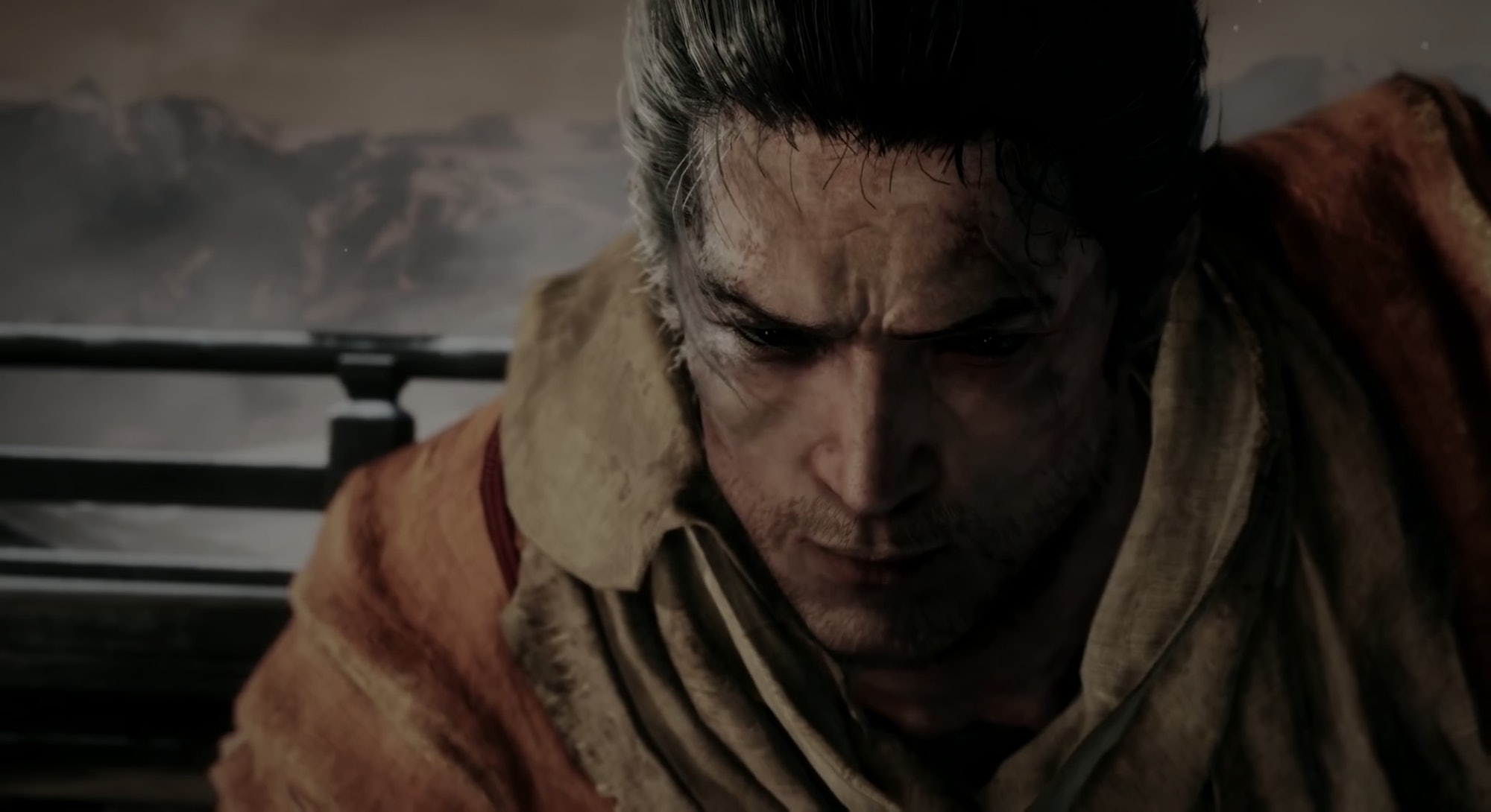 A screenshot of Sekiro: Shadows Die Twice