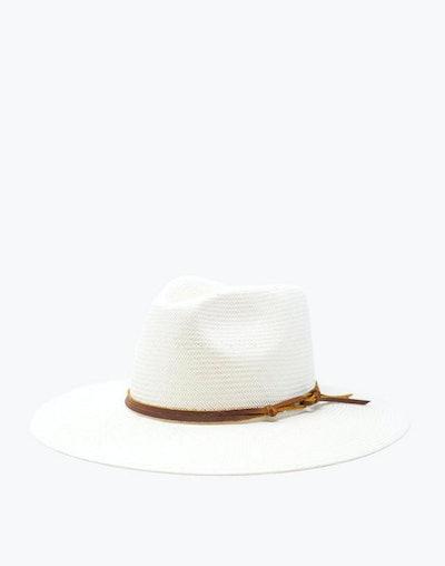 WYETH™ Straw Lindsey Hat