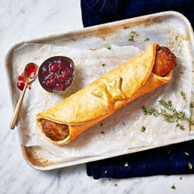 Pigs in Blankets Sausage Roll