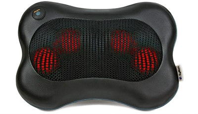 Zyllion Kneading Massage Pillow With Heat
