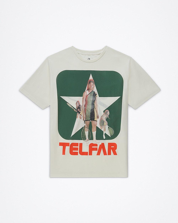 Converse x TELFAR Diamond Tee