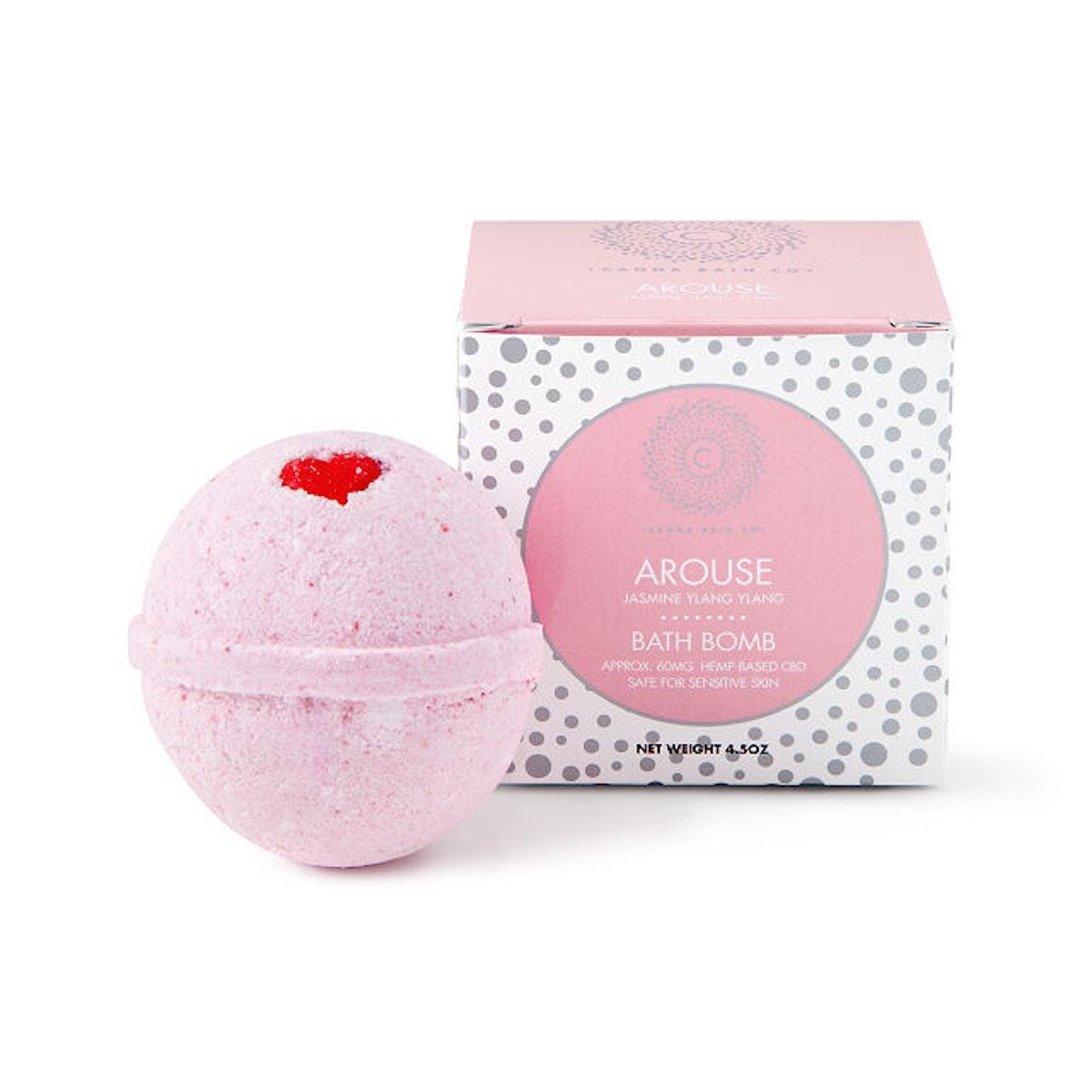 Arousal CBD Bath Bomb