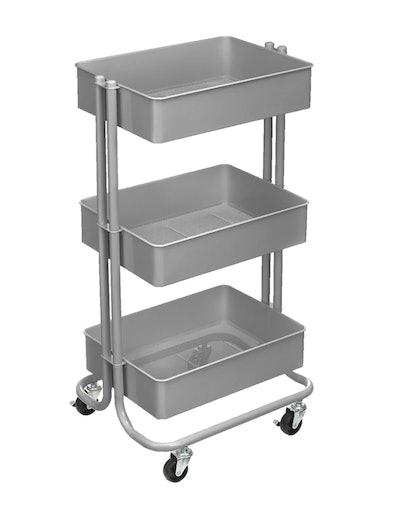 Lexington 3-Tier Rolling Cart