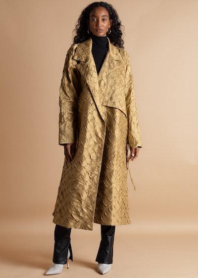 Gold Wrap Jacket