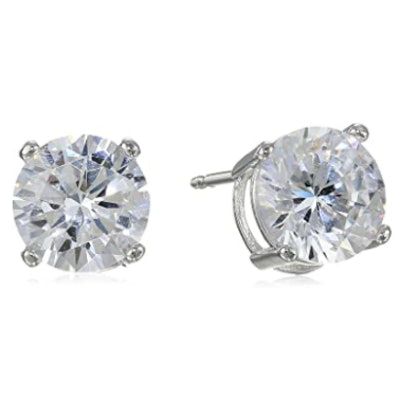 Amazon Essentials Cubic Zirconia Earrings
