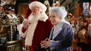 The Santa Clause trilogy Christmas sci-fi