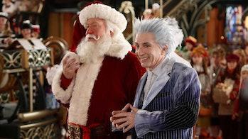 The Santa Clause trilogy Christmas sci-fi