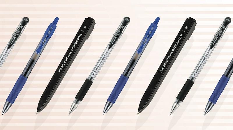 The Best Pens For Moleskines