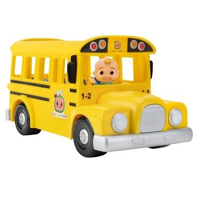 Cocomelon Feature Vehicle School Bus