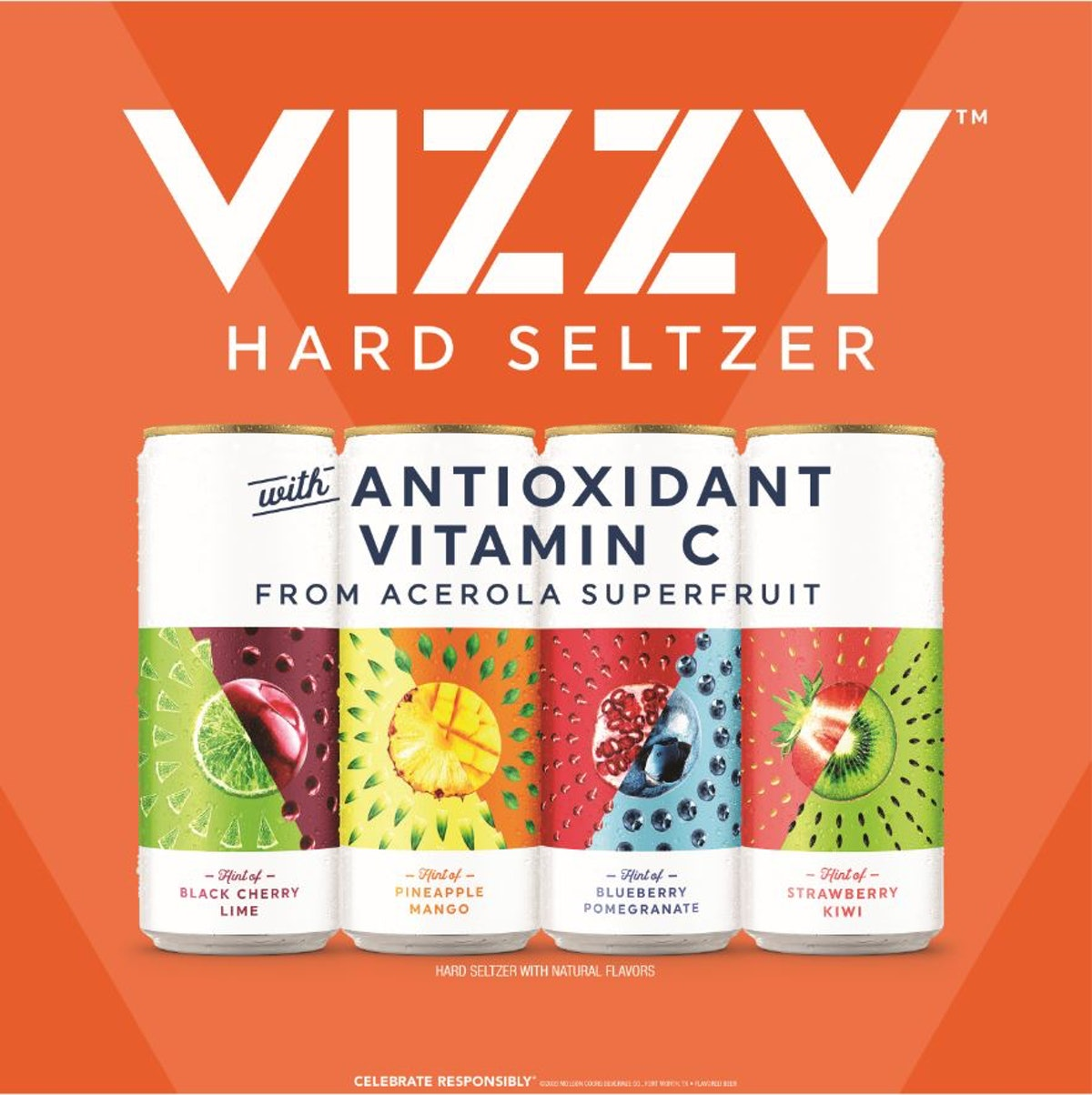 Here's how to win free Vizzy Hard Seltzer during its new sweepstakes.