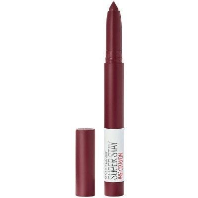 SuperStay Ink Crayon Lipstick
