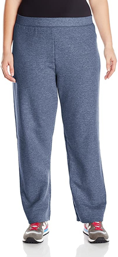 Just My Size Plus-Size Fleece Sweatpants