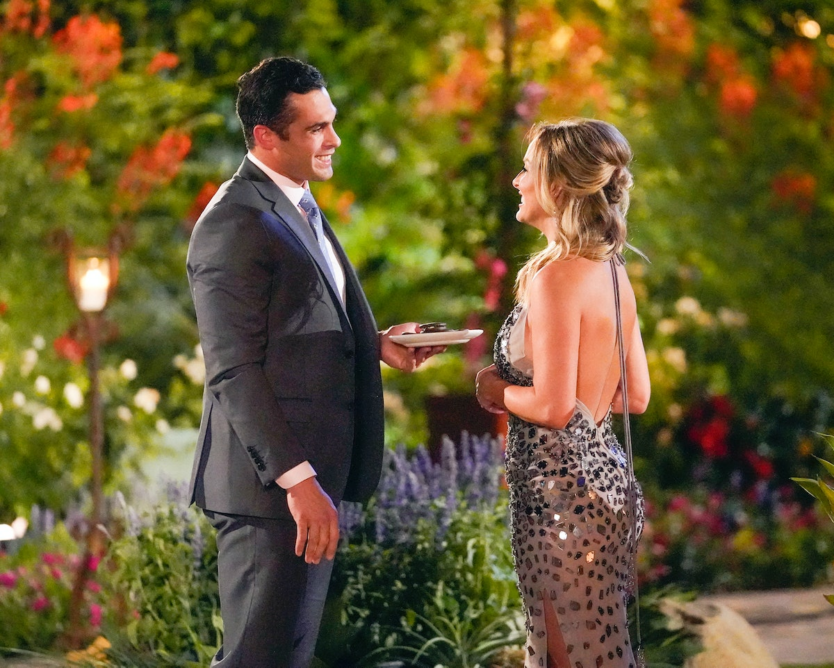 Yosef and Clare on 'The Bachelorette'