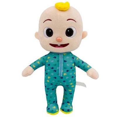 Famure Cocomelon JJ Plush Toy Soft Stuffed Doll