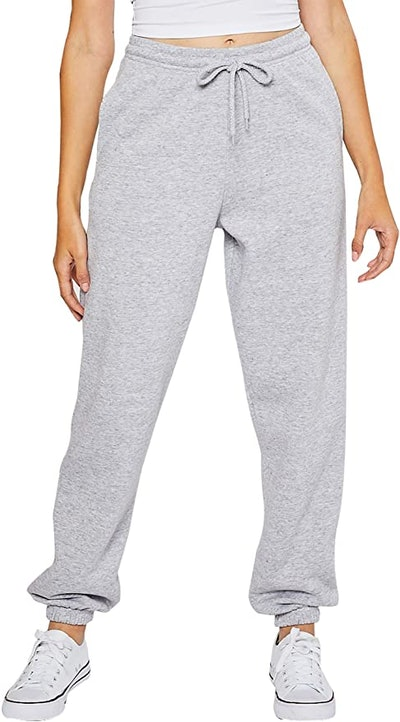 Esstive Oversized Fleece Sweatpants