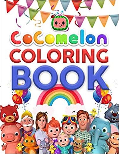 CoComelon Coloring Book