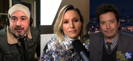 Kristen Bell shared a new version of a Christmas classic for 2020.