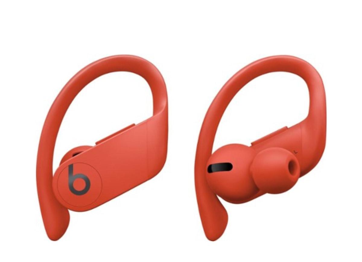 Beats by Dr. Dre - Powerbeats Pro Totally Wireless Earphones - Lava Red