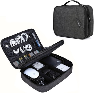 BAGSMART Electronic Cable Organizer